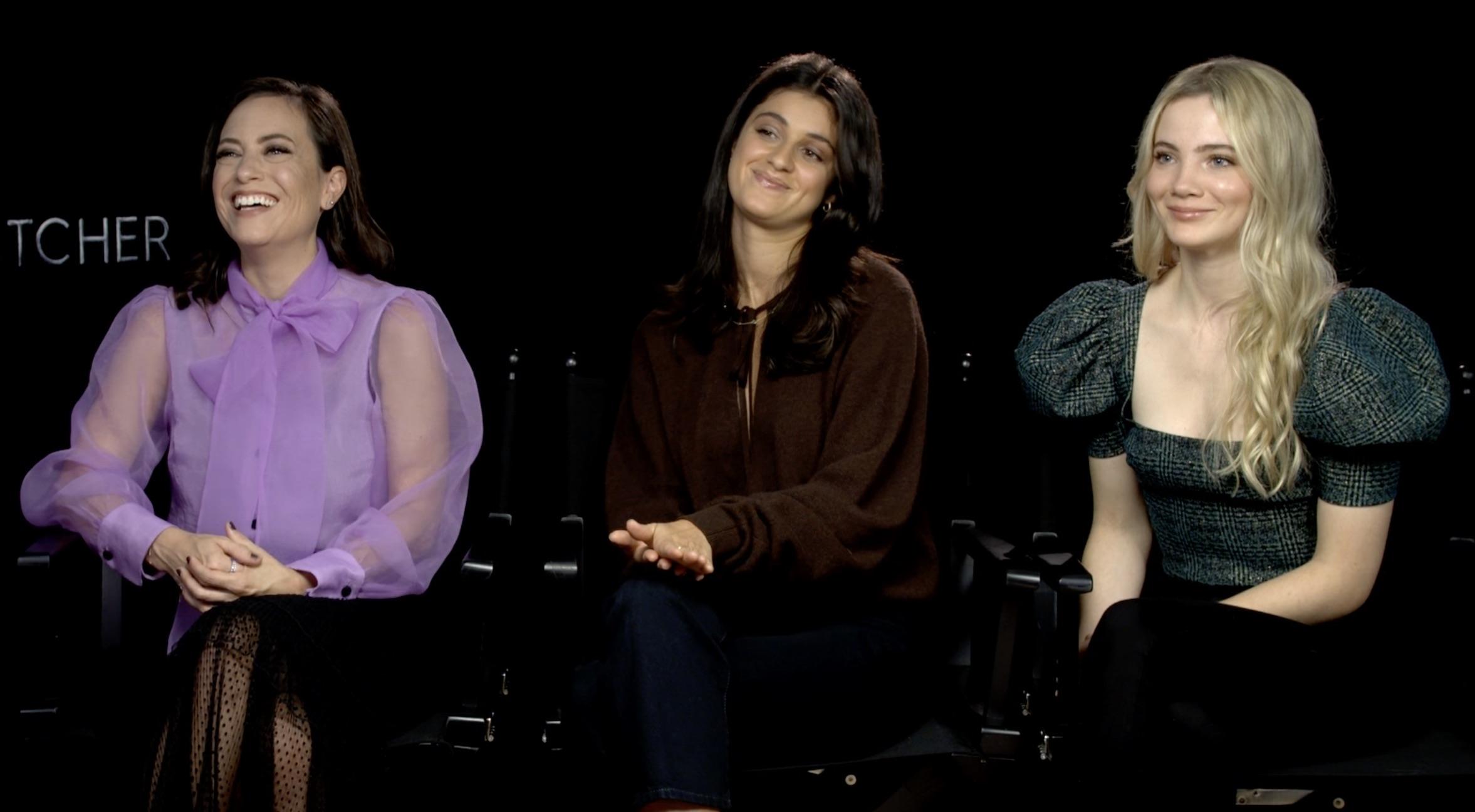 """Anya Chalotra e Freya Allan su The Witcher al Lucca Comics: """"Abbiamo fatto del nostro meglio. Siamo sicure piacerà!"""""""