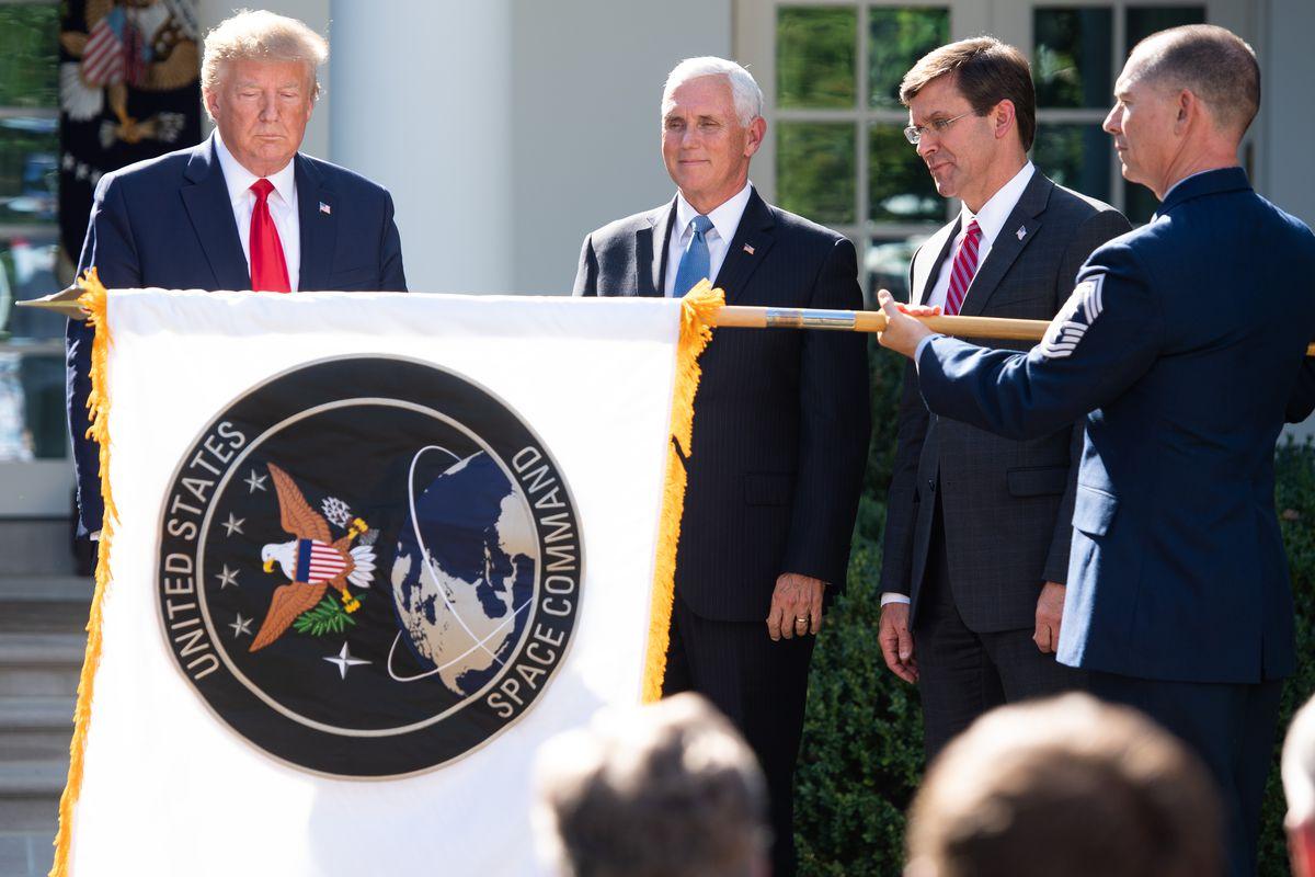 È nata ufficialmente la Space Force, la sesta forza armata statunitense