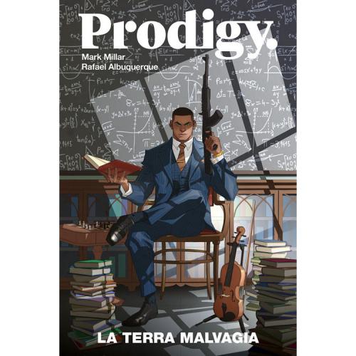 Prodigy. La Terra Malvagia