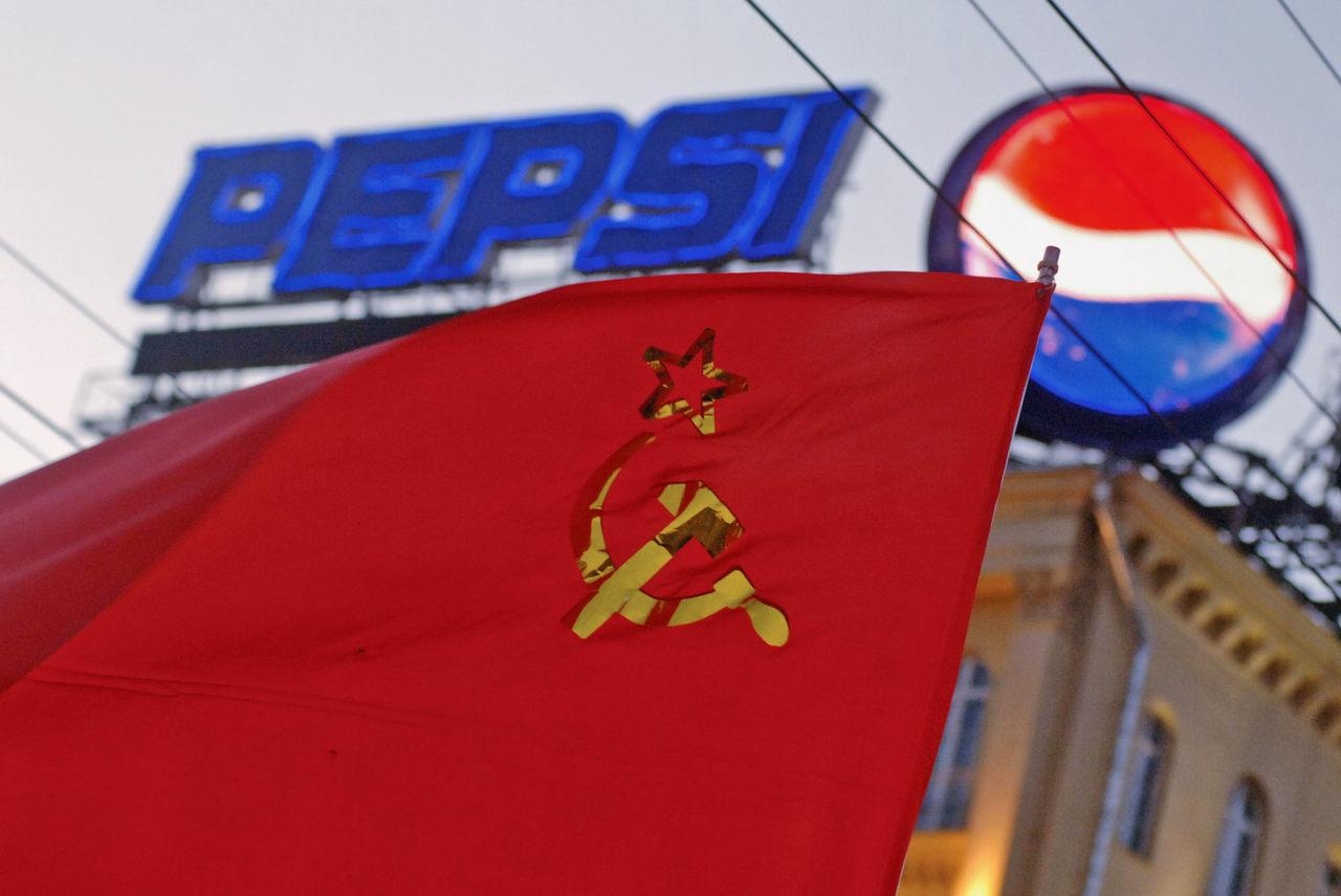La Pepsi, i Comunisti e i Sottomarini