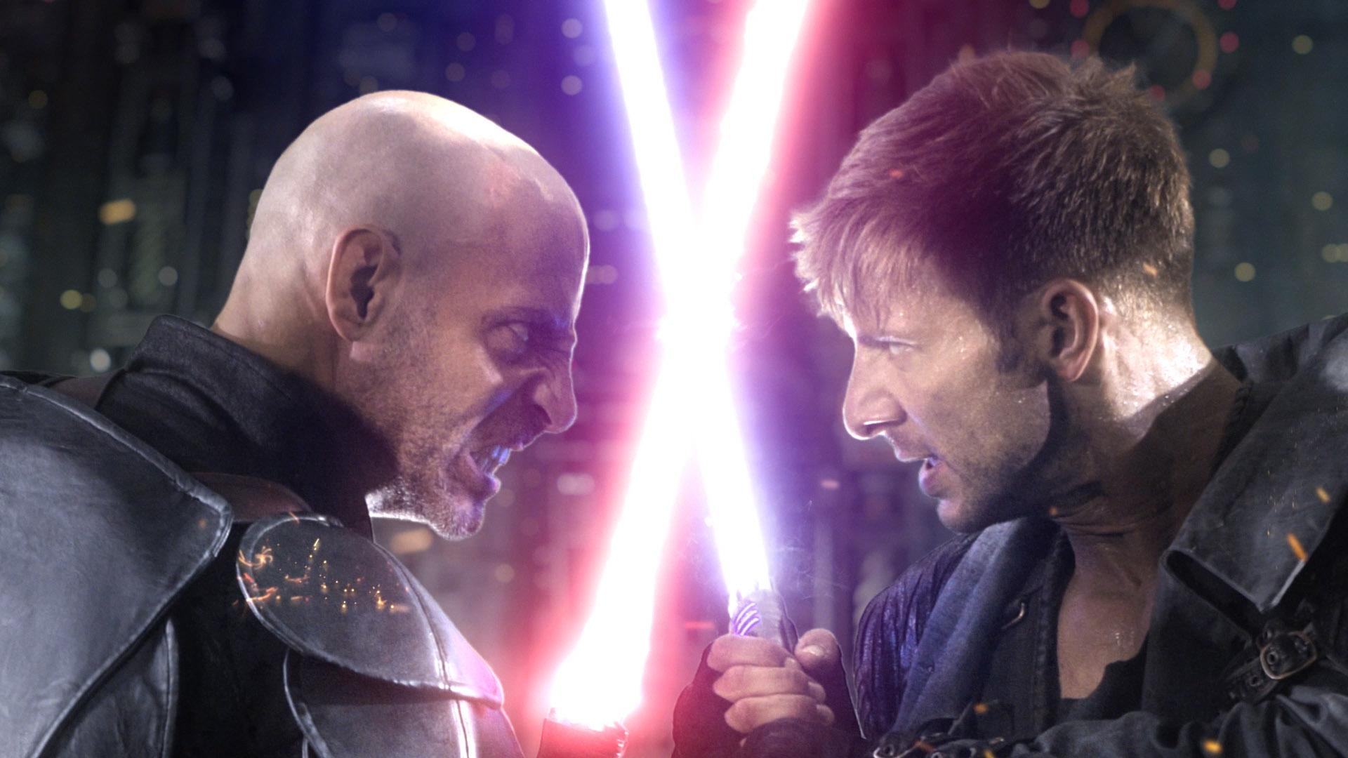 Il ritorno di Dark Resurrection: la trilogia italiana ispirata a Star Wars giunge alla sua conclusione con Keepers of the Force.