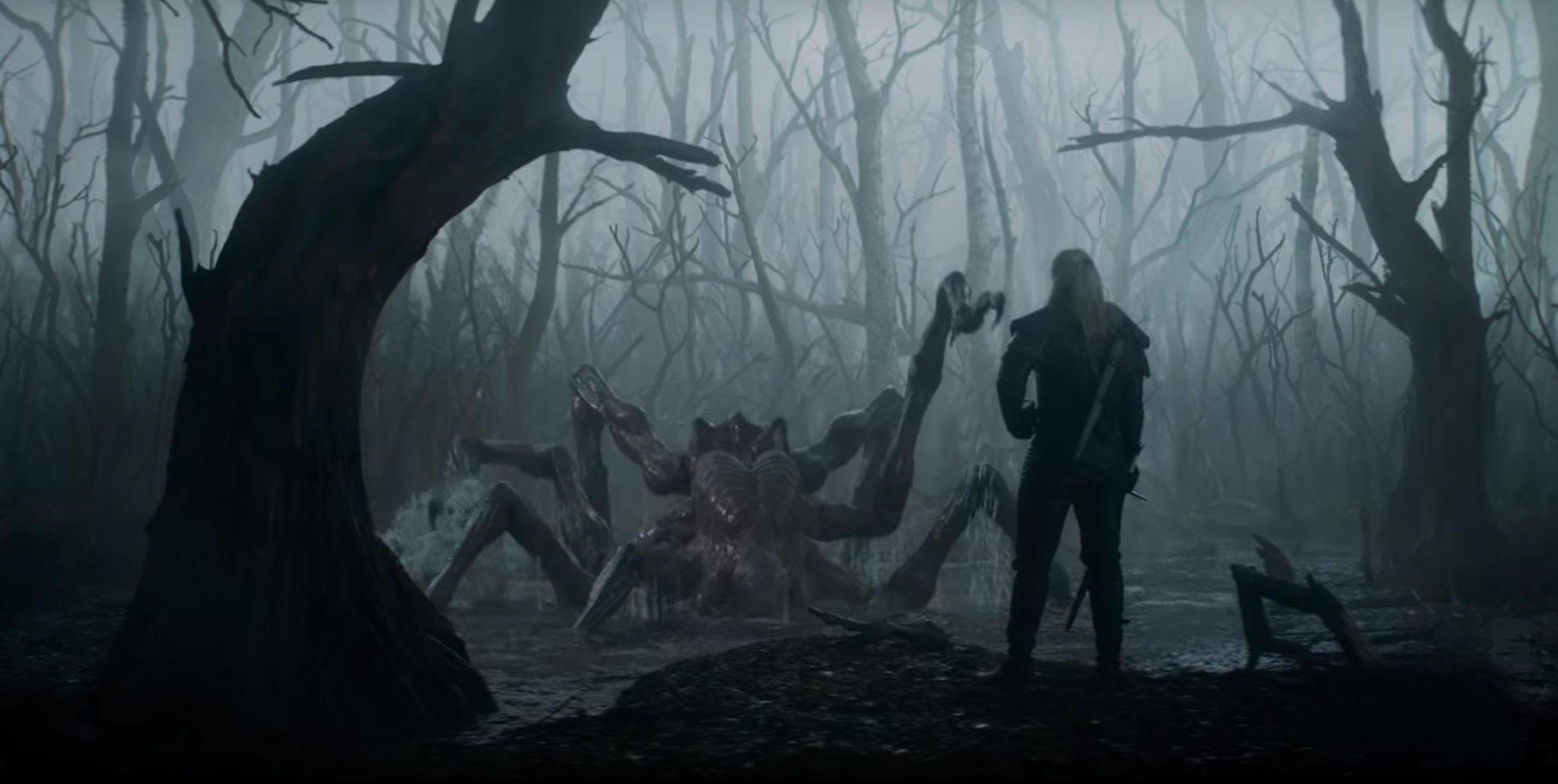 The Witcher: la Kikimora e un bestiario che prende vita