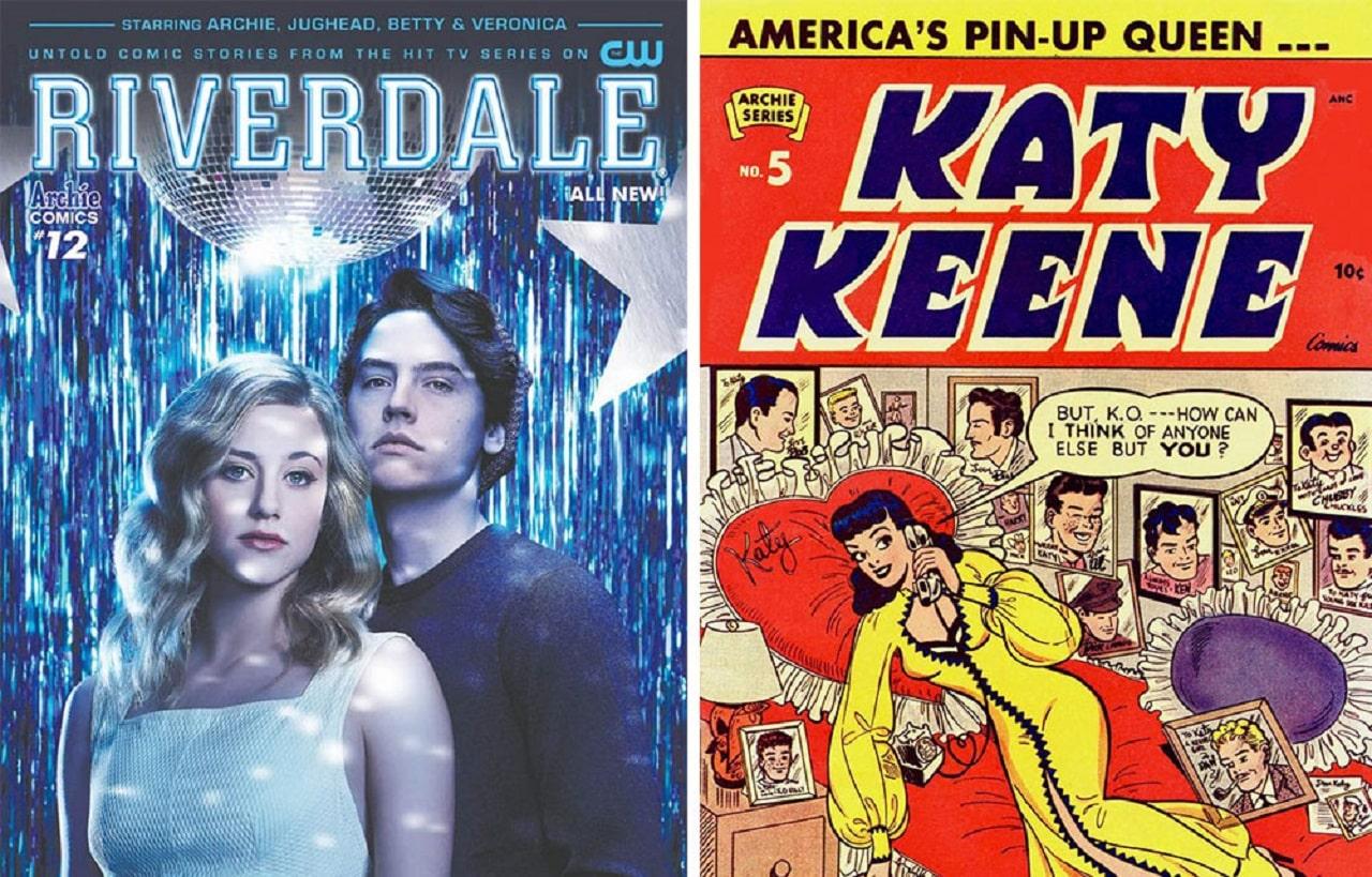 Katy-Keene, Riverdale