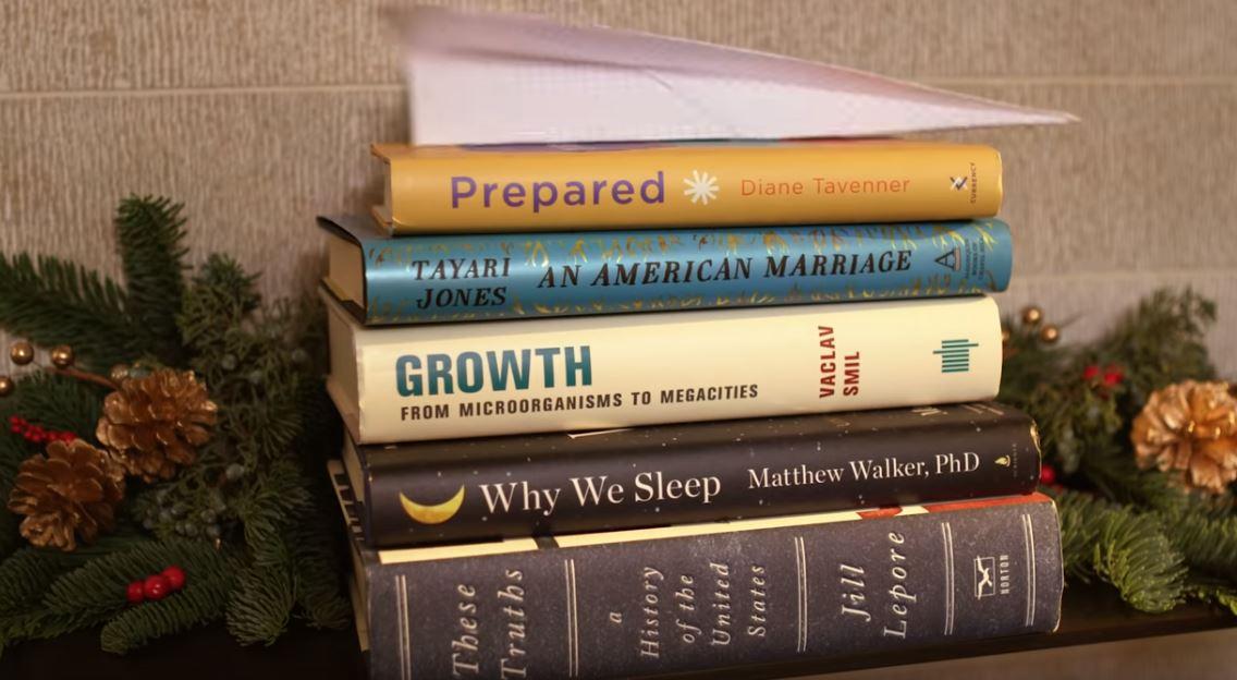 5 libri consigliati da Bill Gates