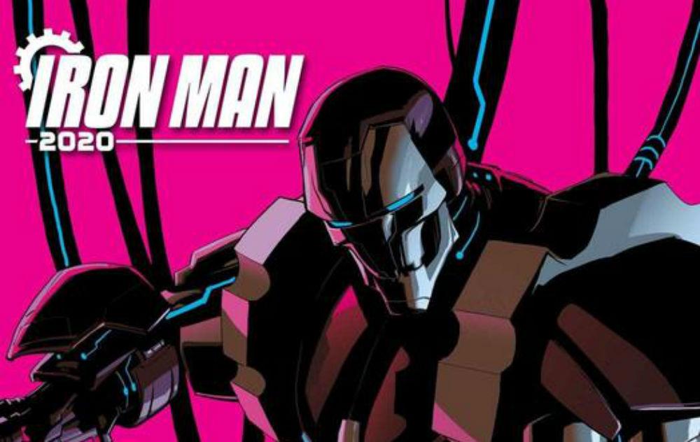 Iron Man 2020, le prime tavole del fumetto Marvel