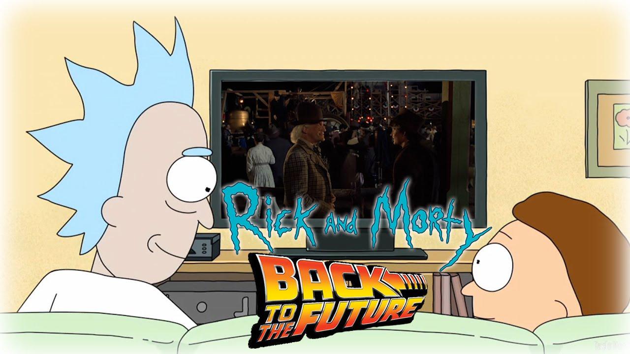 Rick and Morty, Ritorno al Futuro
