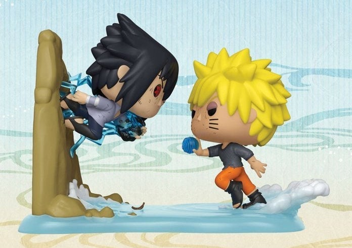 Ecco i nuovi Funko POP! di Naruto