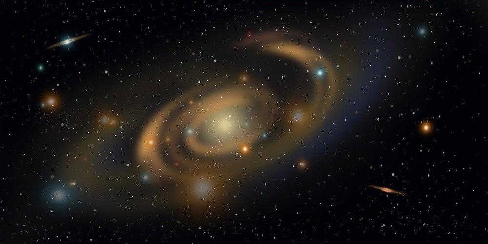Scoperte stelle che si muovono lentamente nella Via Lattea
