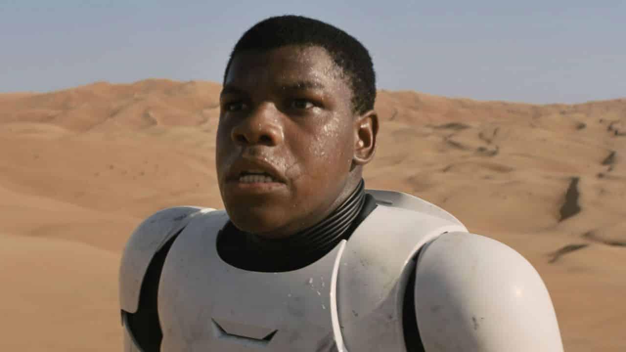 """John Boyega su Star Wars: """"Il mio personaggio messo da parte perché nero"""""""