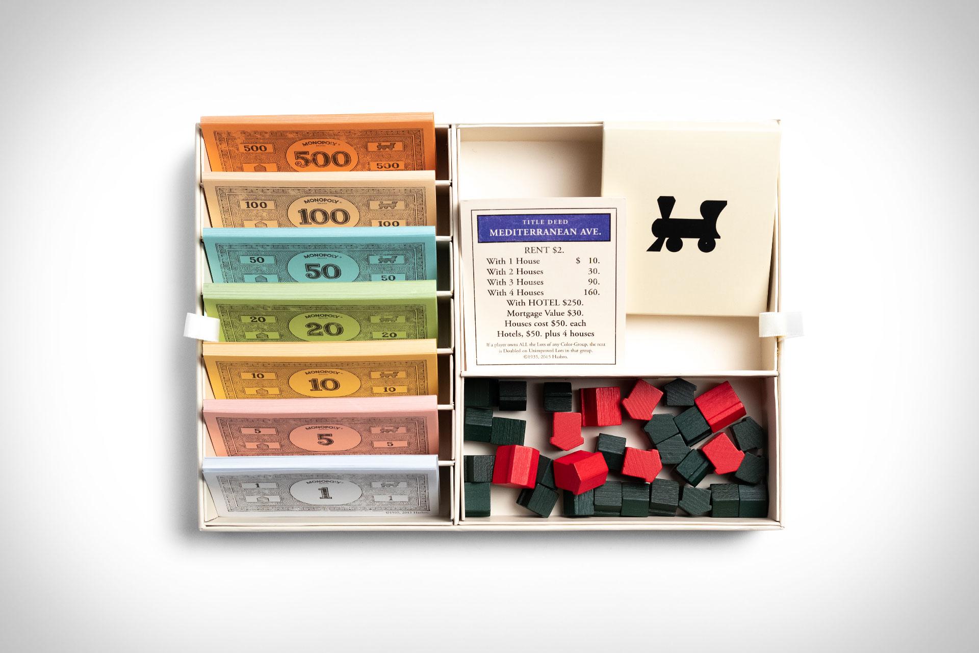 Vintage Bookshelf Games: i classici giochi da tavolo, riorganizzati per stare bene in libreria