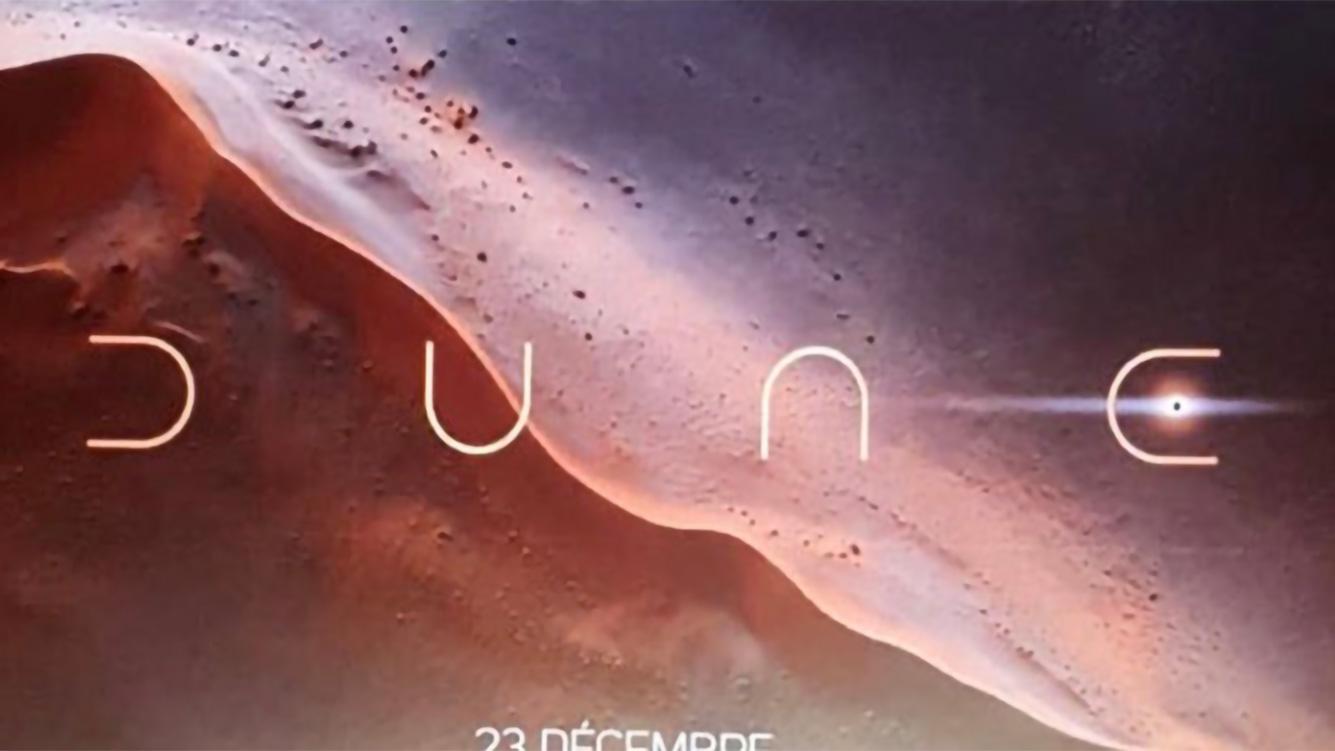 Dune: ecco il logo ufficiale del film di Denis Villeneuve