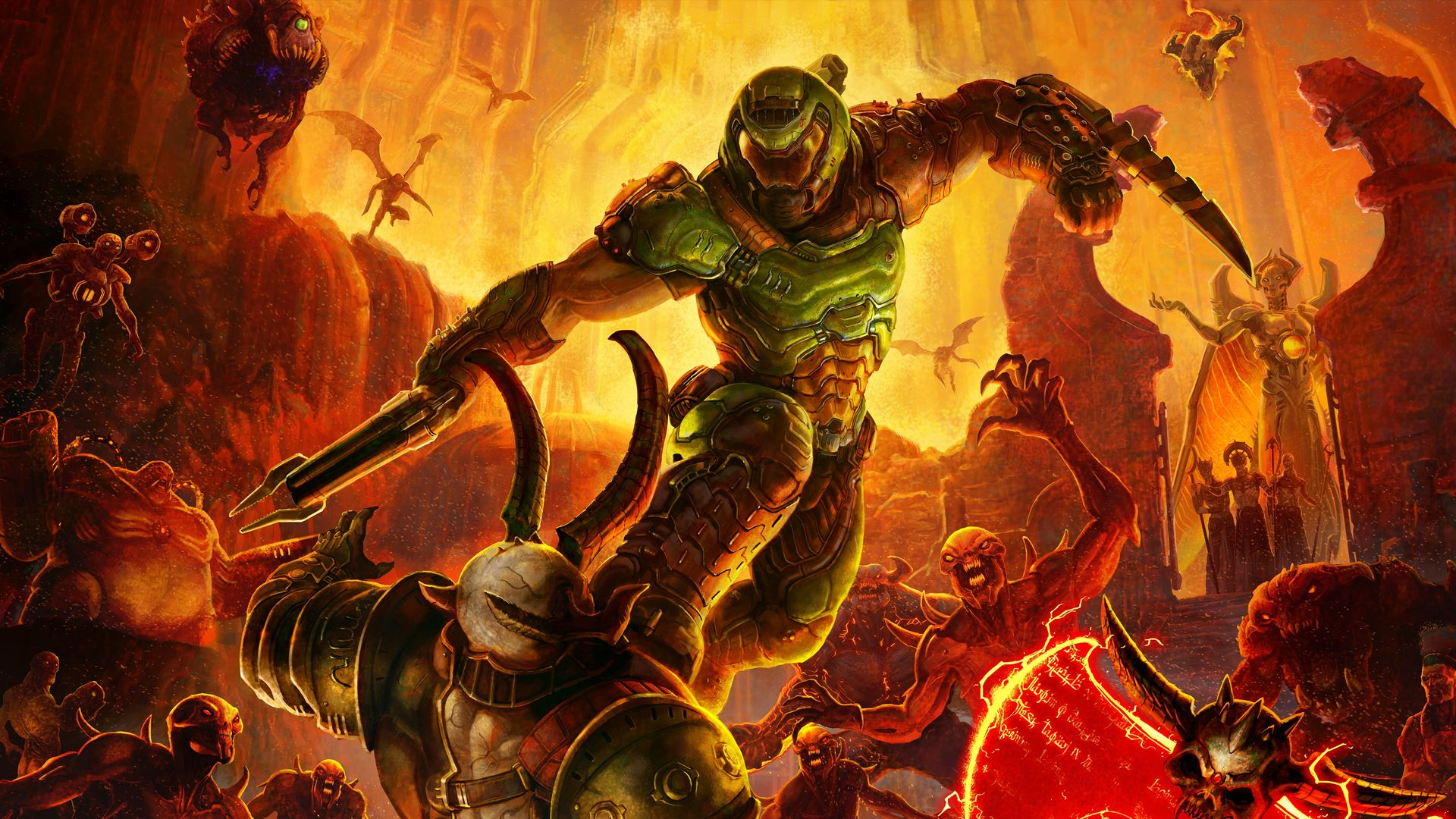 DOOM: Eternal sarà disponibile su Xbox Game Pass ad Ottobre