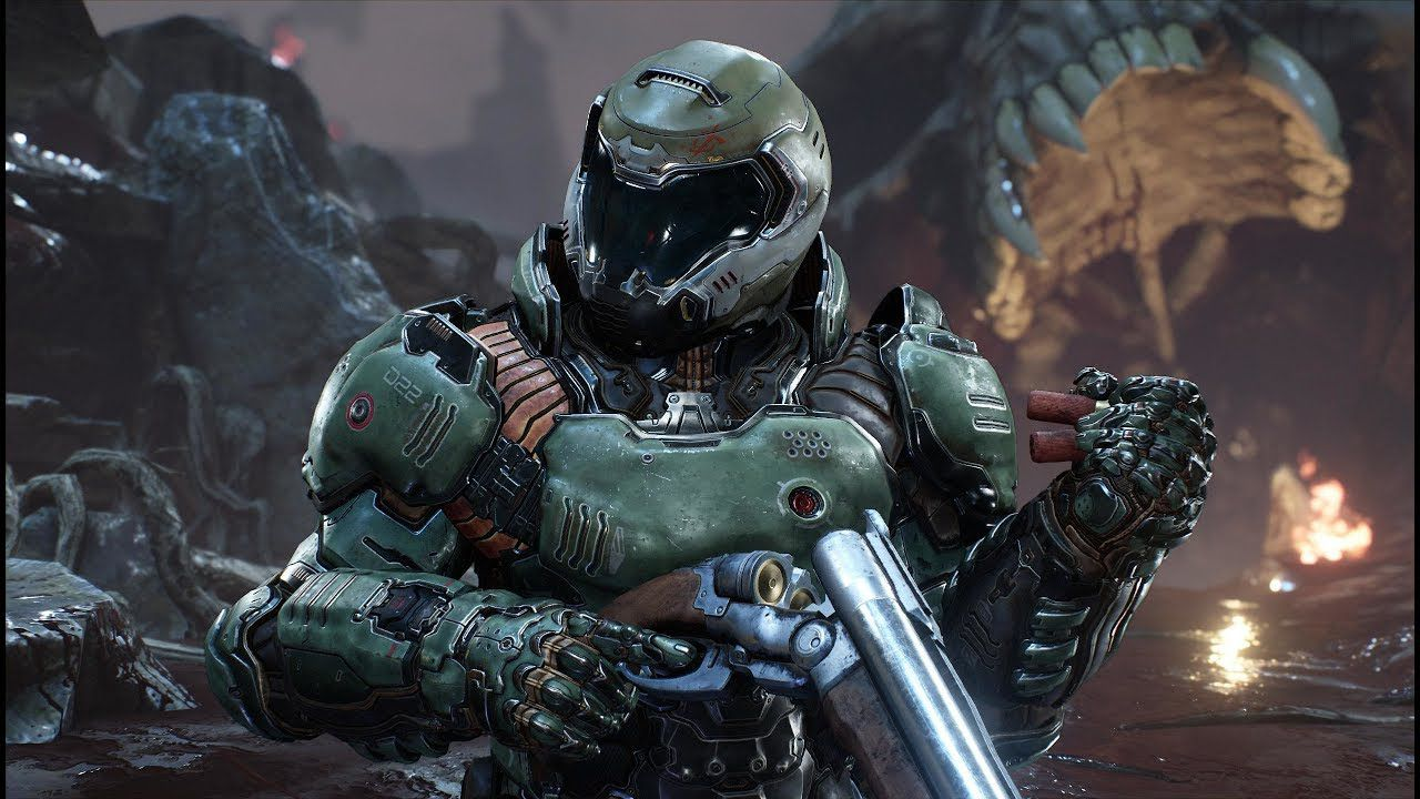 DOOM Eternal si mostra in un nuovo spettacolare trailer di gameplay