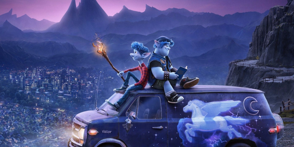 Onward trailer IMAX
