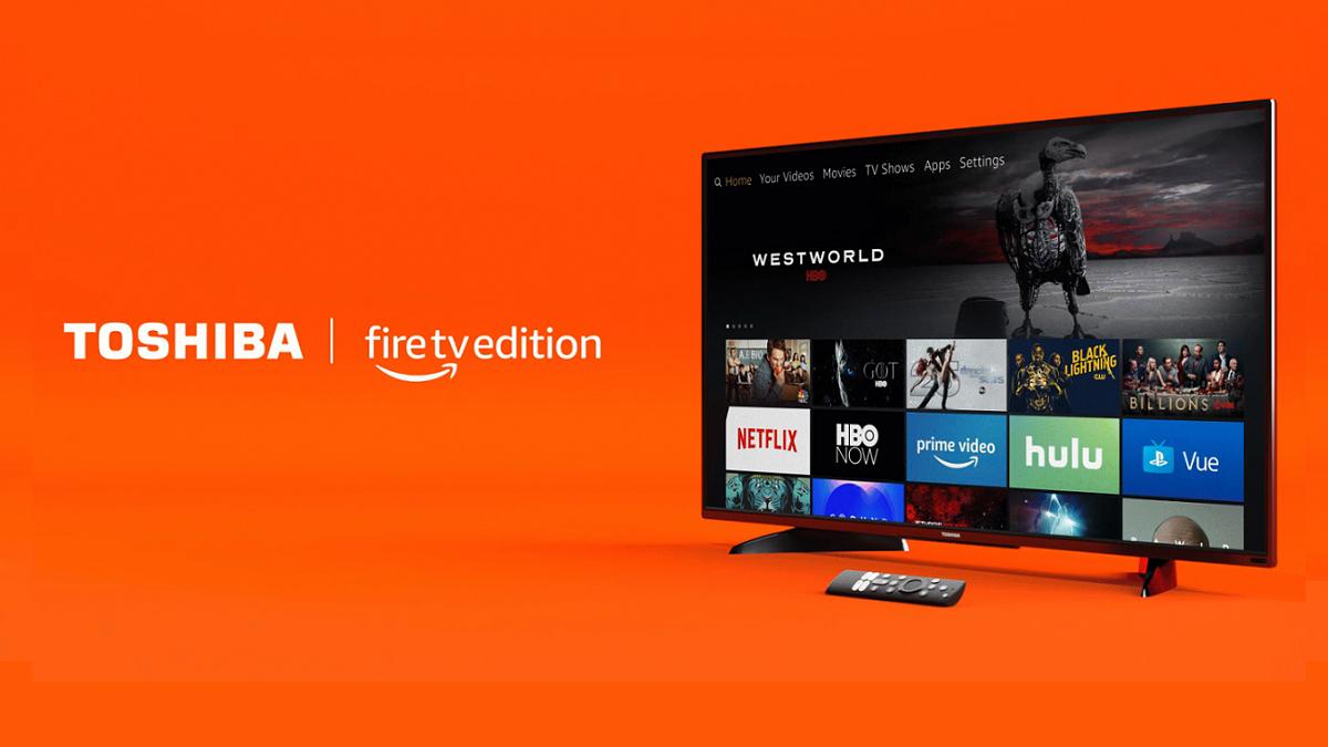 I televisori Amazon Fire TV arriveranno in Italia nel 2021