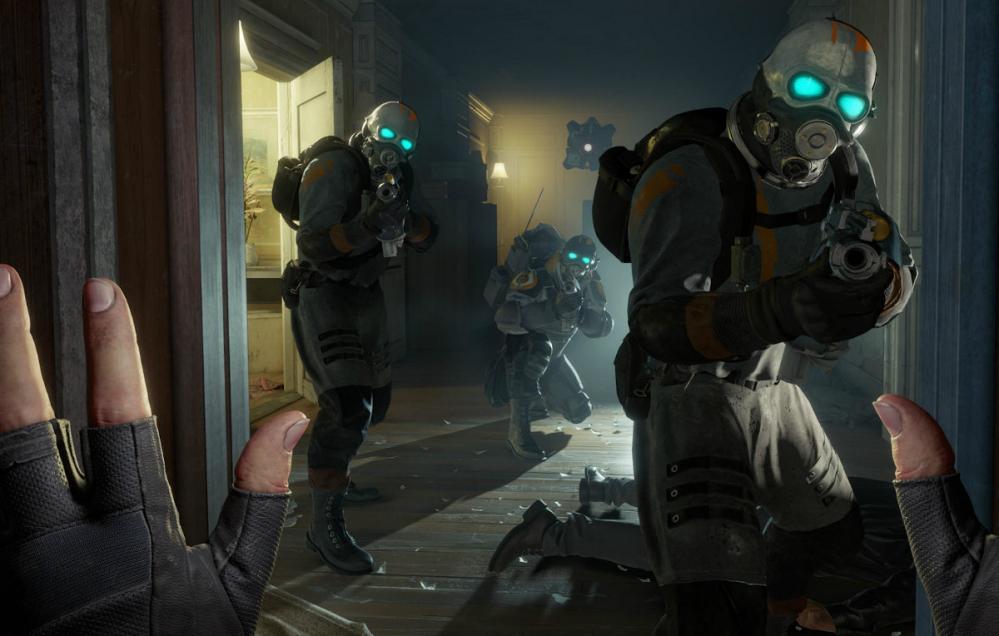 Half-Life Alyx Screenshot