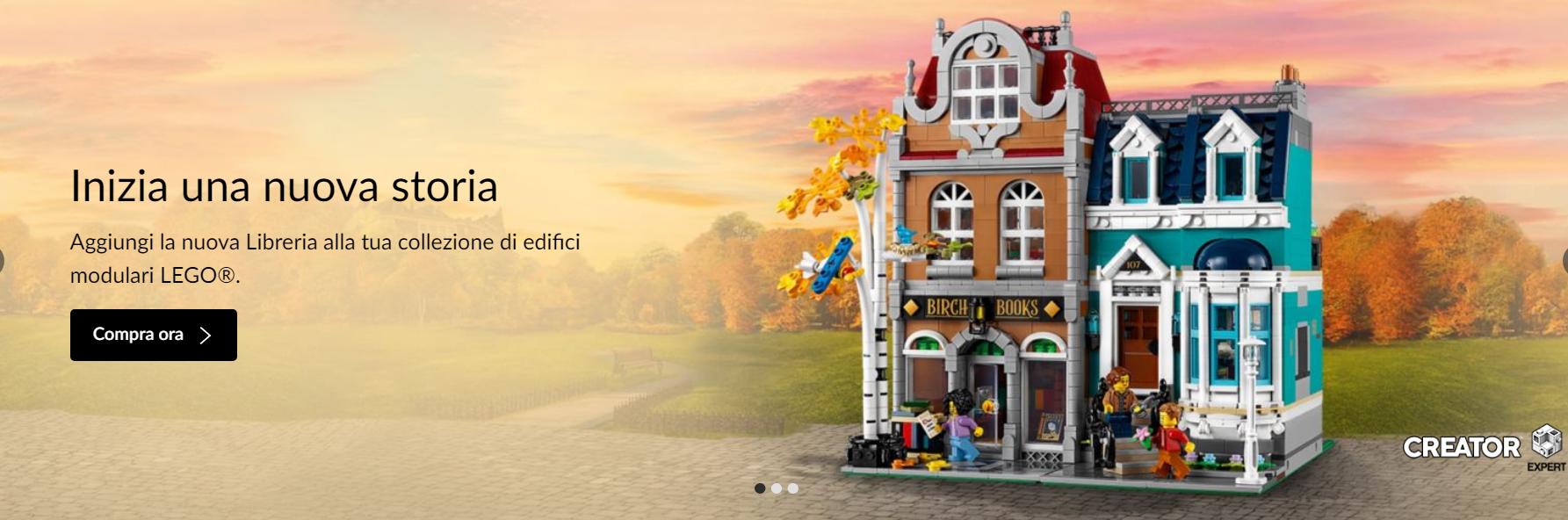 Disponibili i nuovi set LEGO del 2020