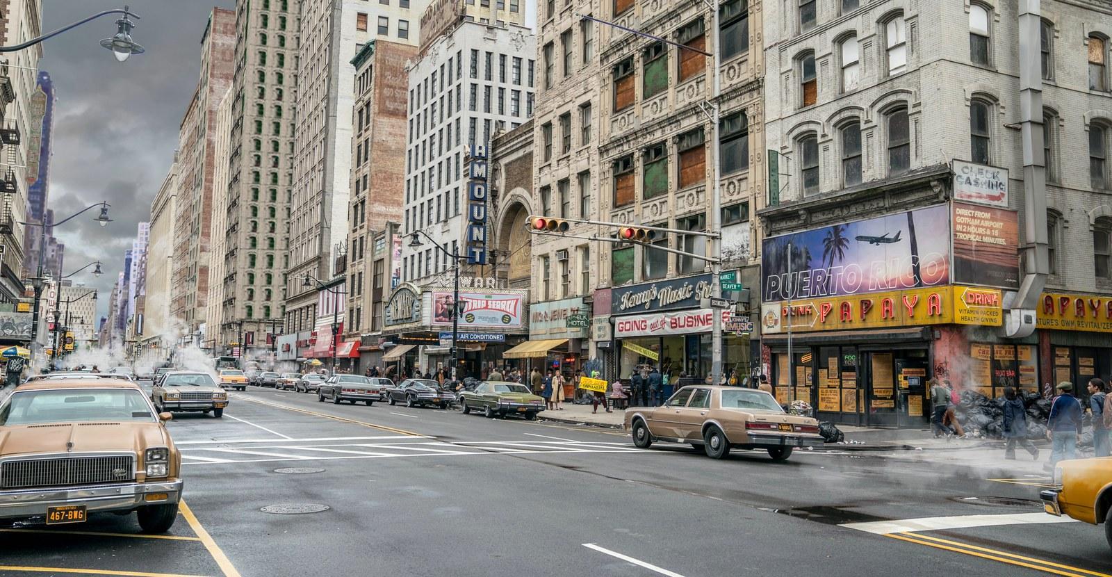 Joker: perché la Gotham City del film è ispirata alla New York anni Ottanta