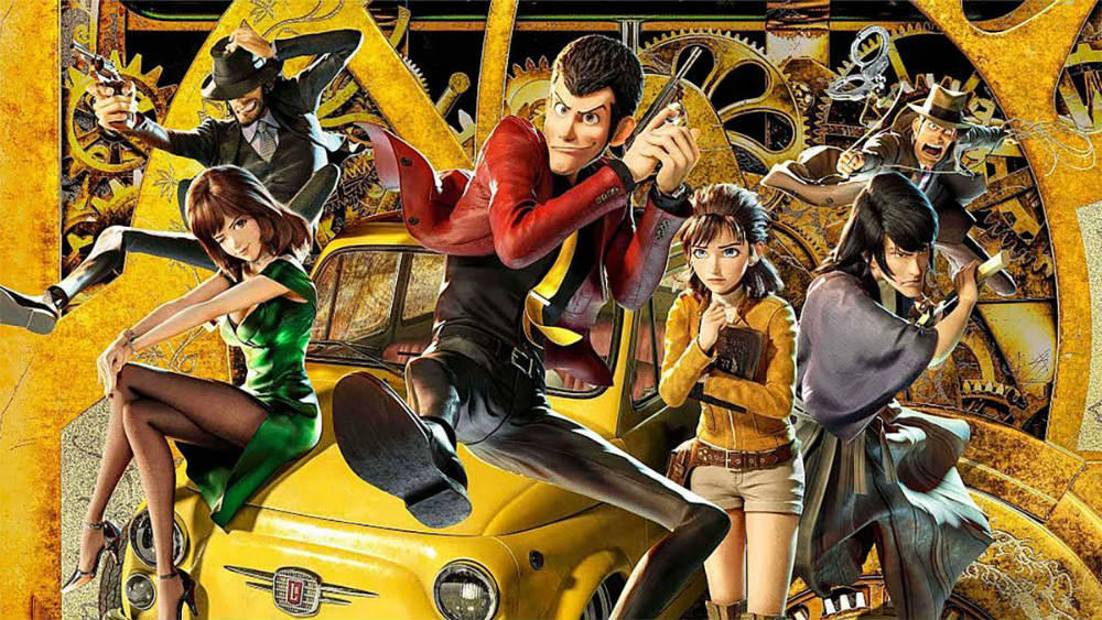 Lupin III - The First, la Recensione