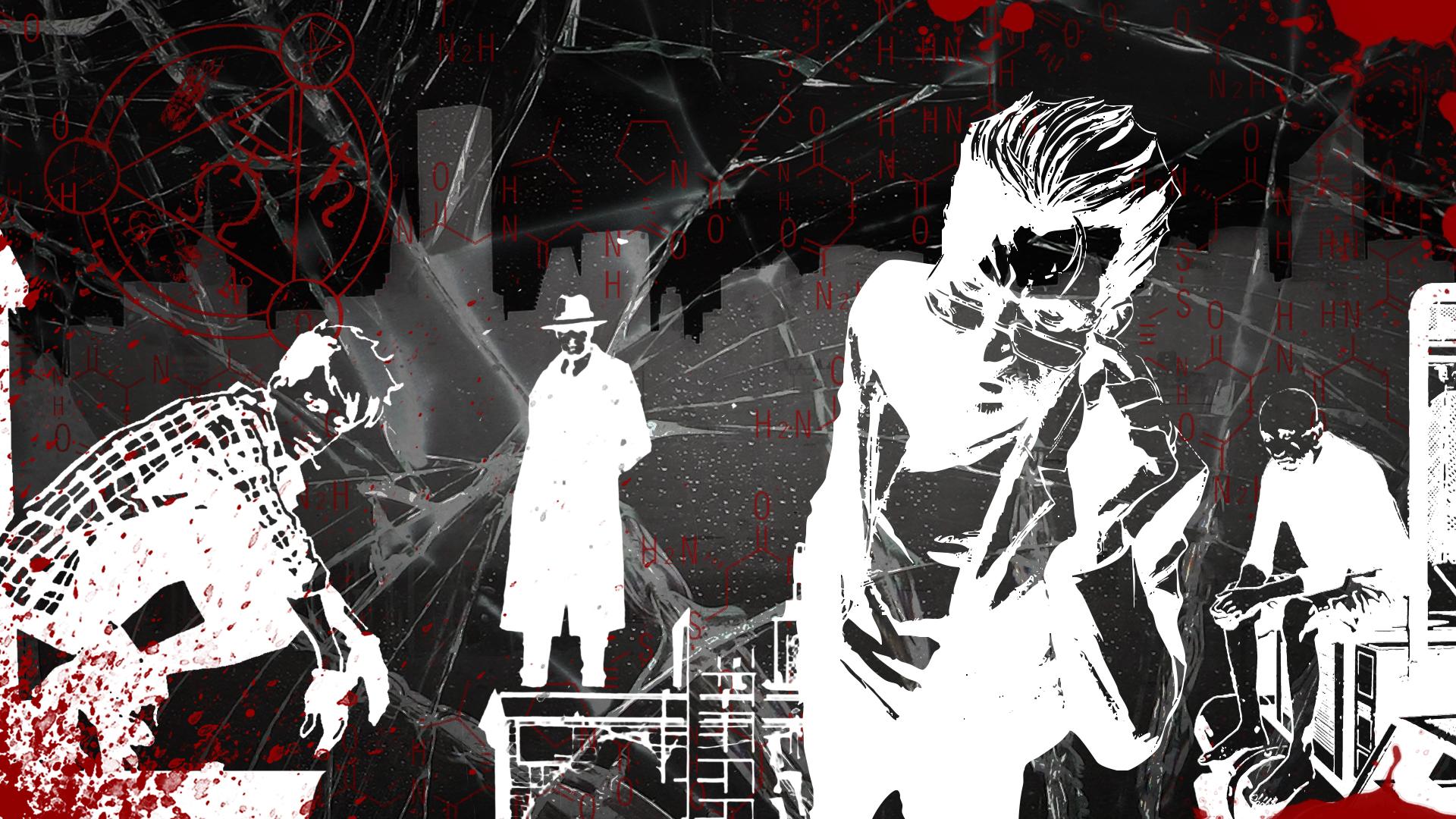 Mr Evidence: l'immagine teaser del nuovo progetto Bonelli