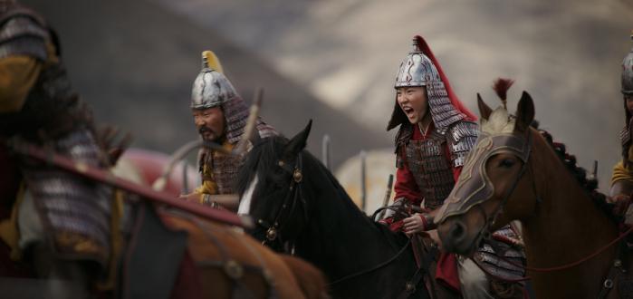 Mulan Scena Film