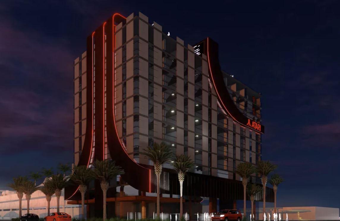 Arrivano gli Hotel ufficiali dell'Atari, il primo apre a Phoenix