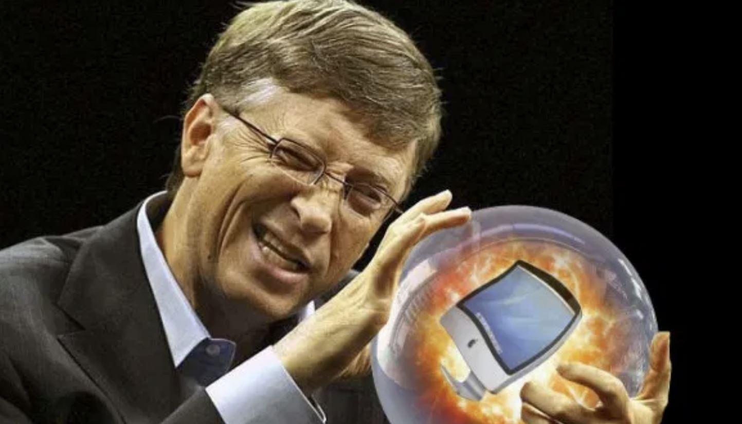 Quindi, quante azioni di Apple ha realmente Bill Gates?
