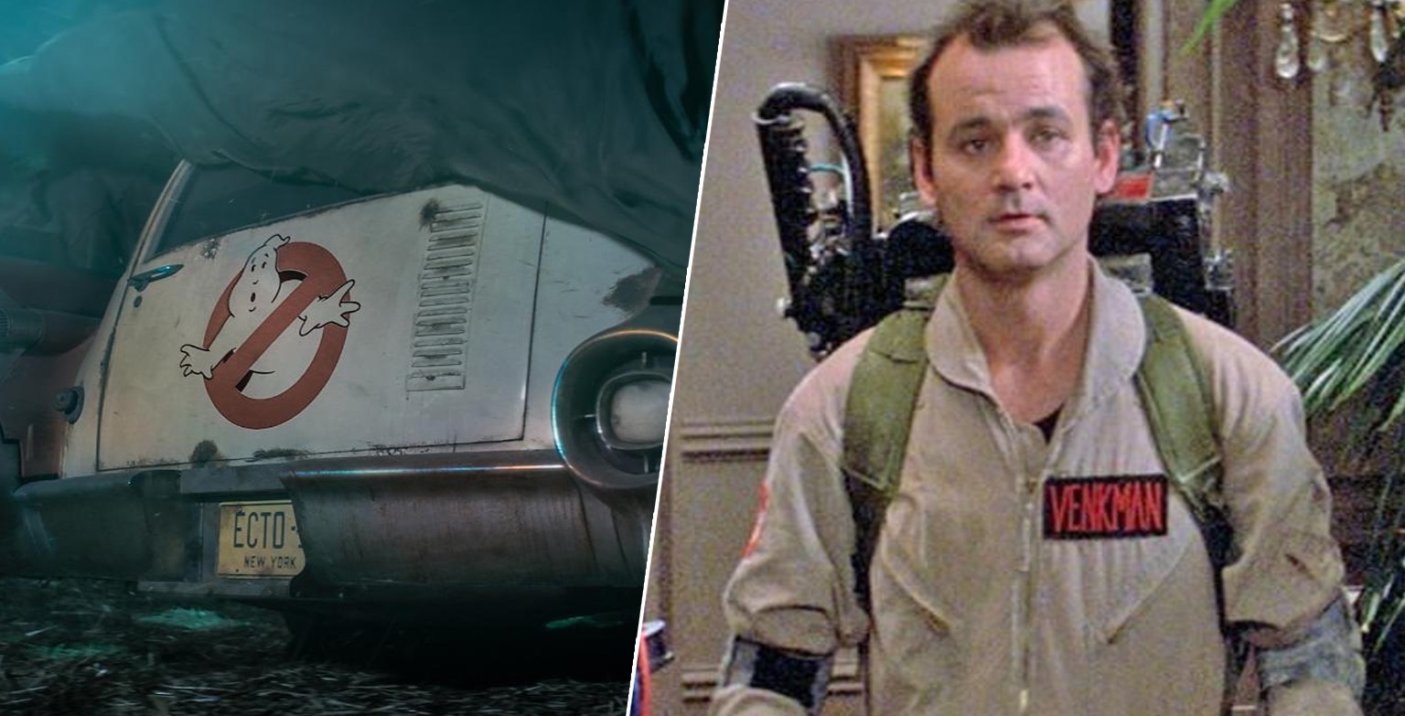 Ghostbusters - Legacy: Bill Murray confermato come Peter Venkman