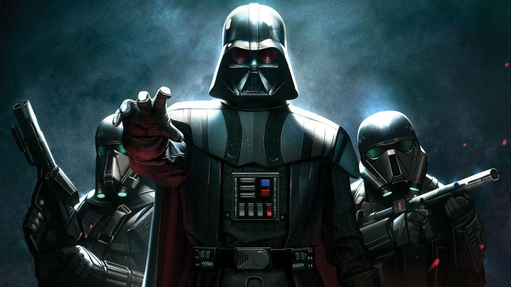 Darth Vader, le prime pagine della nuova serie