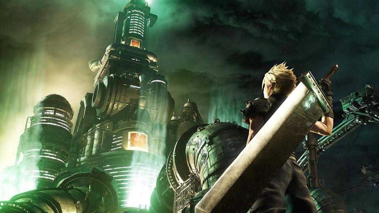 Final Fantasy 7 Remake: svelati peso e durata della demo