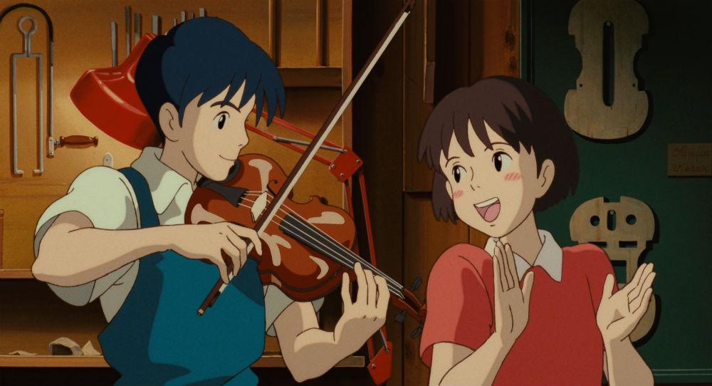 Sussurri del cuore: dopo l'anime dello Studio Ghibli arriva il sequel in live action