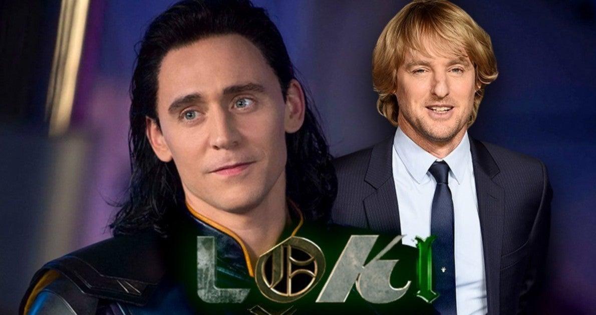 Loki: Owen Wilson nel cast della serie Disney+ con Tom Hiddleston