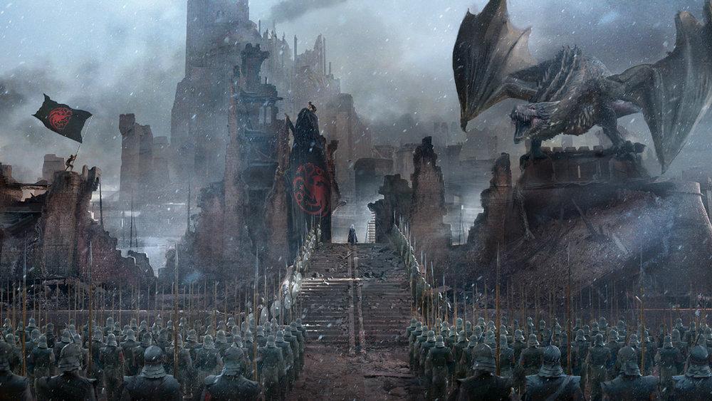 The Art of Game of Thrones arriva in italiano il prossimo 10 marzo
