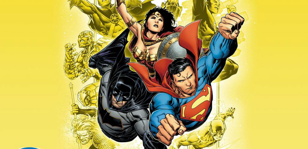 Panini Comics distribuirà i fumetti DC Comics a partire dal 2 aprile