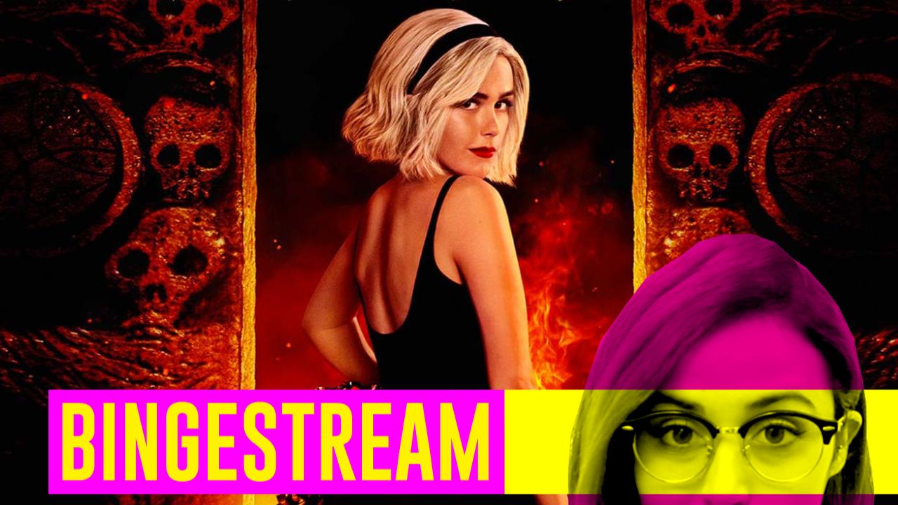 BingeStream: Le Terrificanti Avventure di Sabrina 3