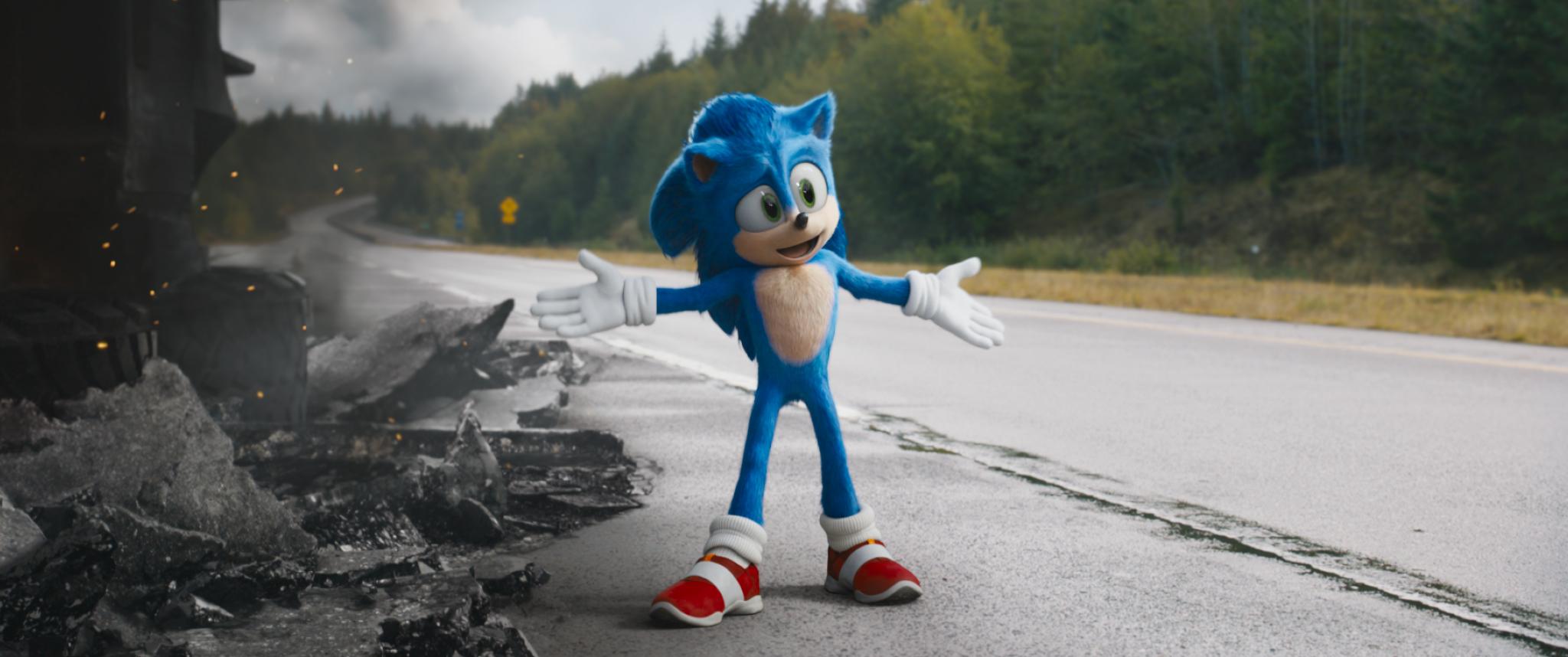 Sonic - Il Film è il miglior incasso all'esordio per un film tratto da un videogioco