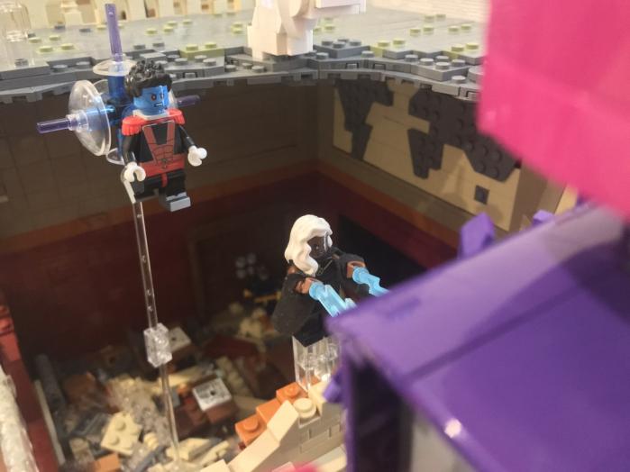 X-Mansion LEGO