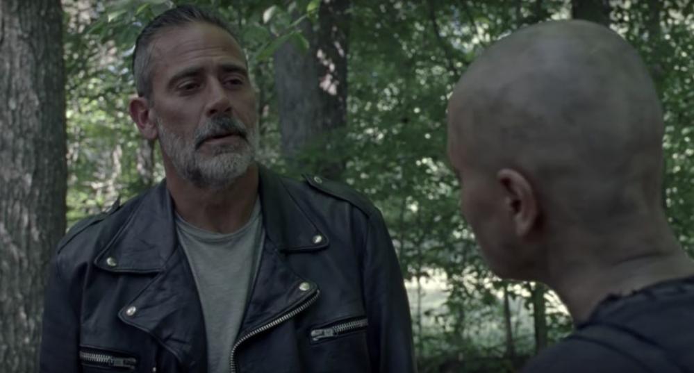 The Walking Dead Alpha Negan