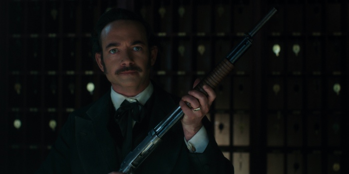 Altered Carbon Poe