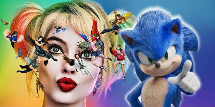 Birds of Prey vs Sonic