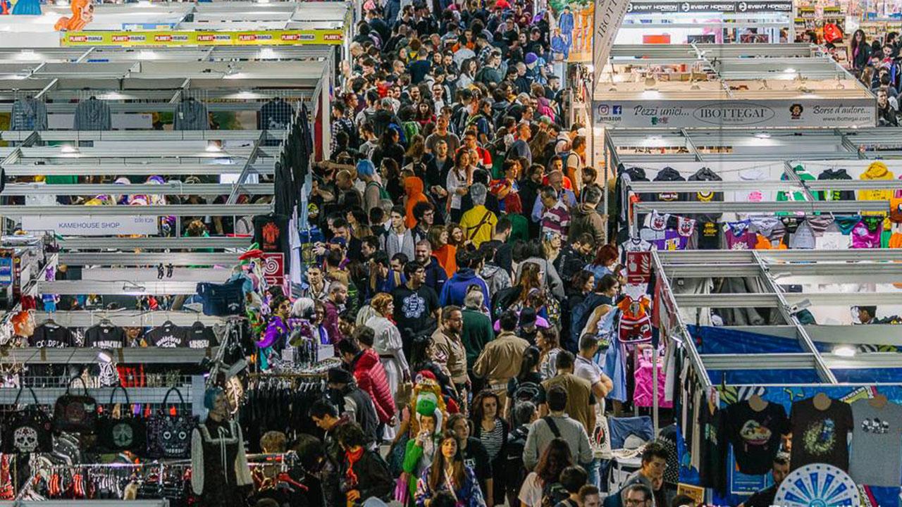 Cartoomics 2020: la manifestazione è stata rimandata a ottobre