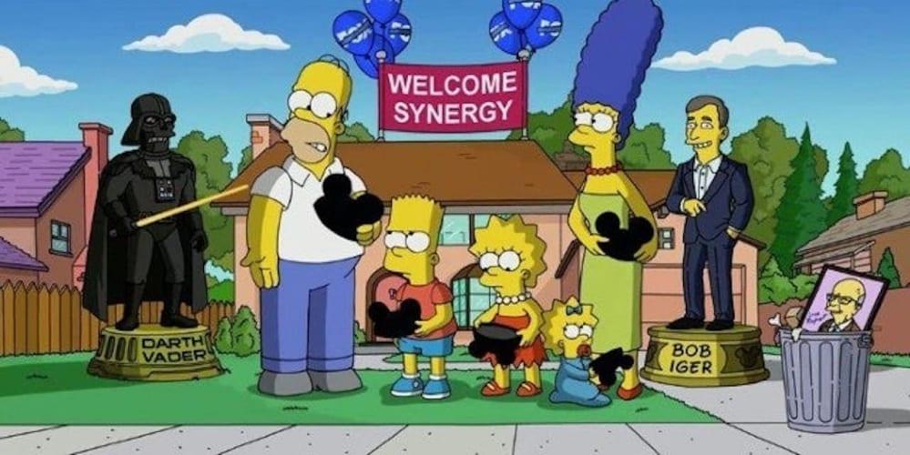 I Simpson Disney