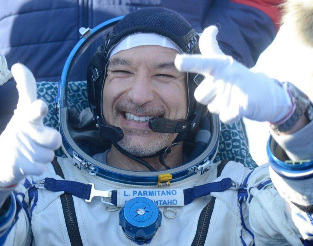 Missione Beyond: Luca Parmitano è rientrato a casa