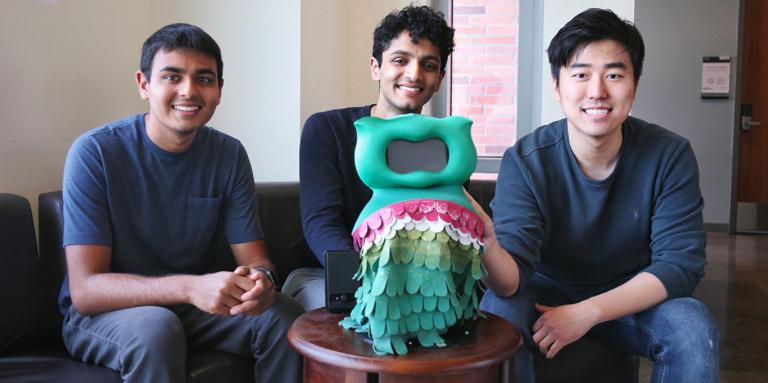 Robot per aiutare bambini autistici