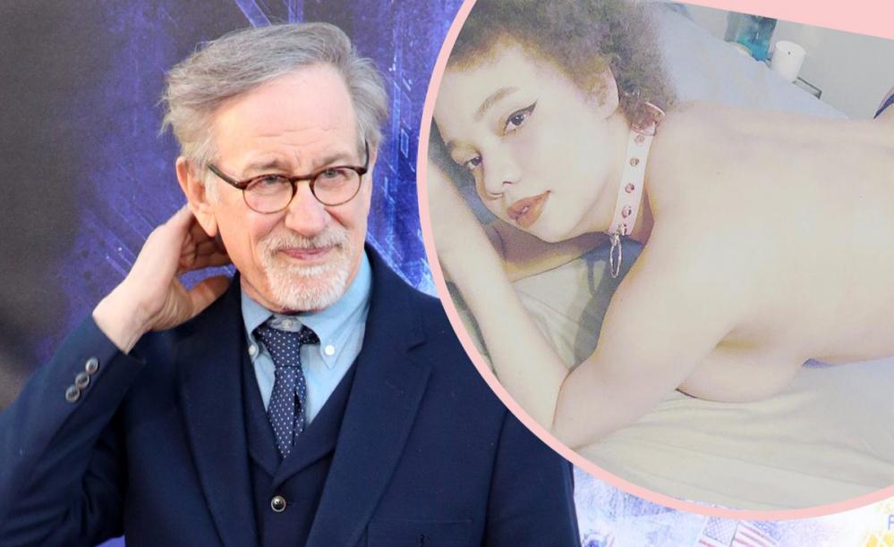 Steven Spielberg figlia Mikaela
