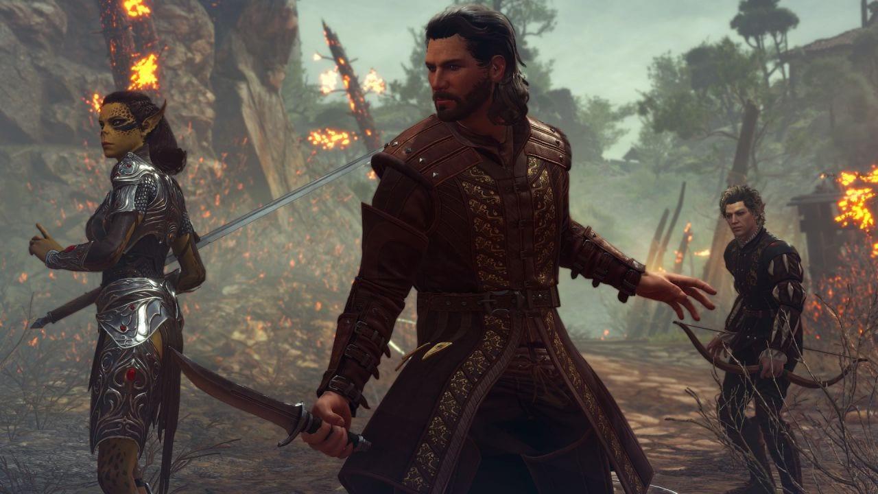 Baldur's Gate 3: annunciata la data d'uscita della versione Early Access