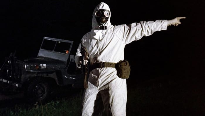 film sulle epidemie da virus la città verrà distrutta all'alba
