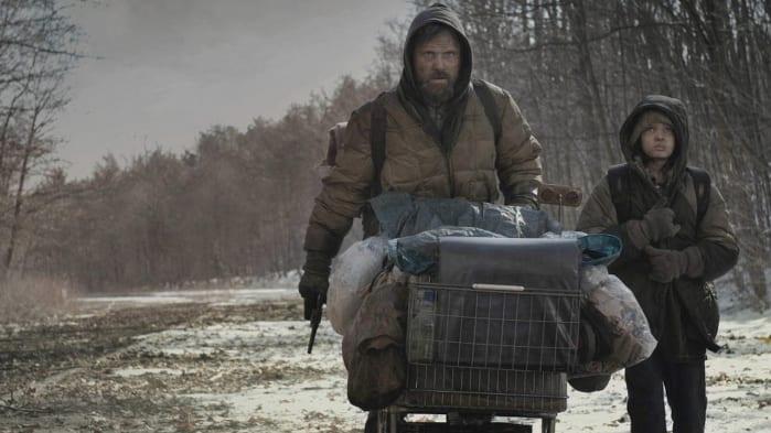 film sulle epidemie da virus the road