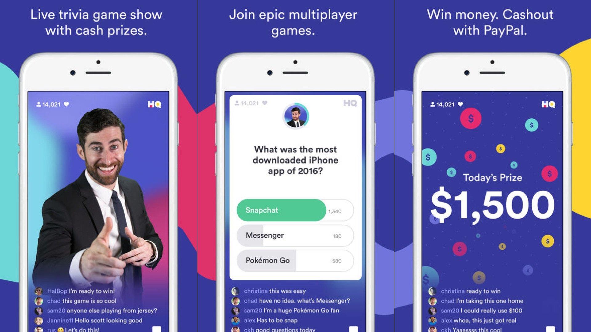 HQ Trivia, addio all'app quiz che ti premiava con soldi veri