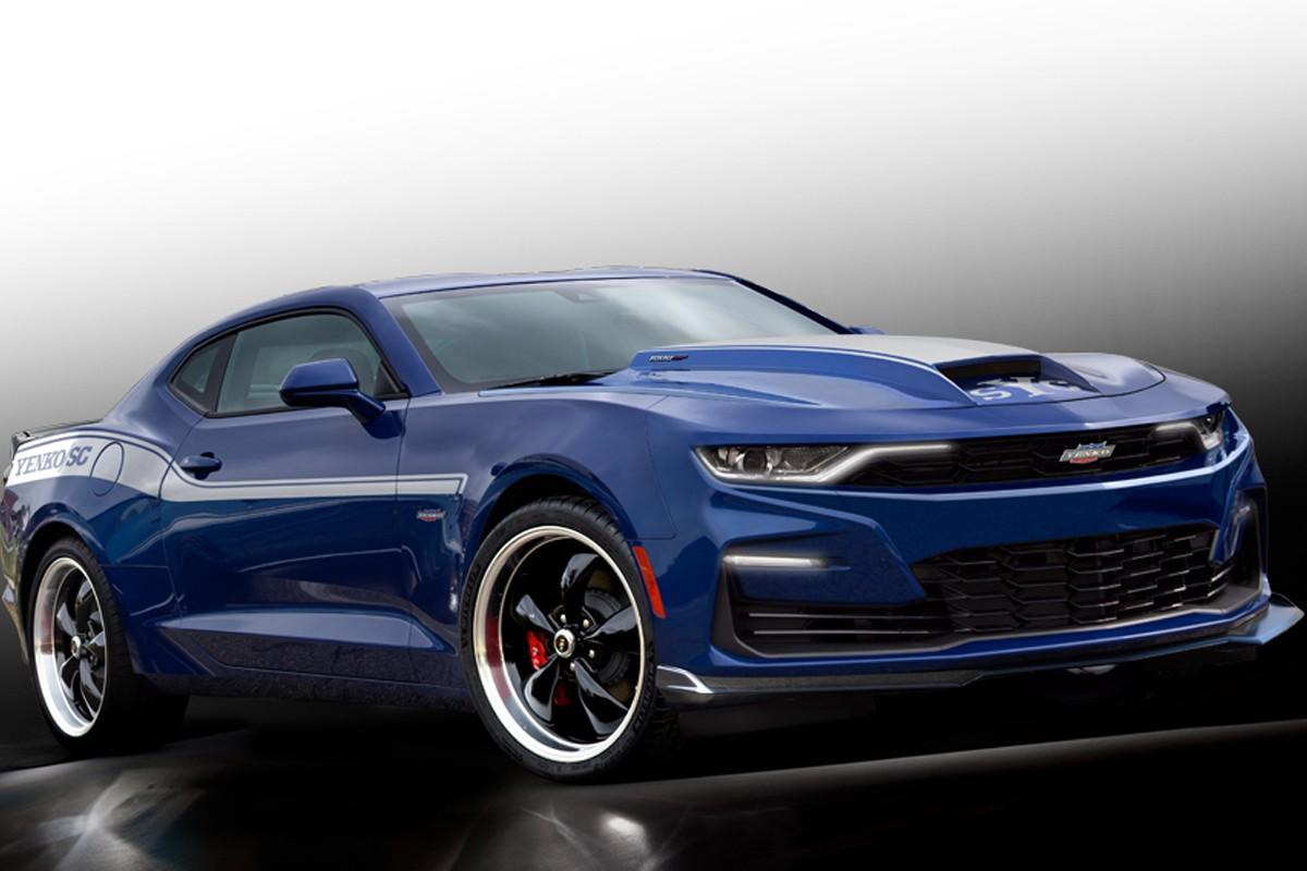 Chevrolet Camaro: presto sarà soltanto elettrica?